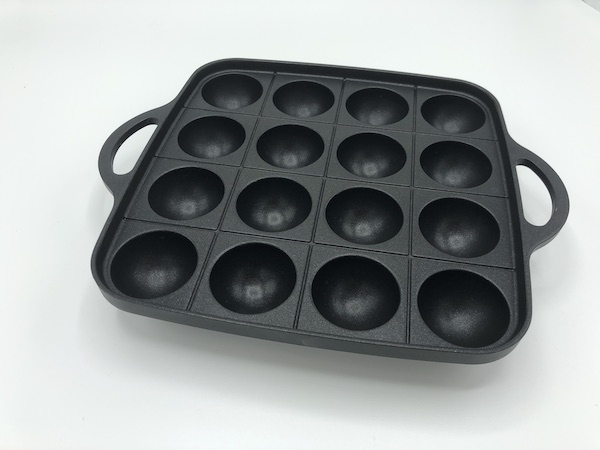 イワタニたこ焼きプレート②